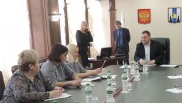 29 октября  в Южно-Сахалинске состоялась видеоконференция с муниципальными образованиями