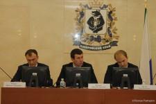 30 октября  в Хабаровске состоялась коллегия министерства по вопросам развития молодёжного предпринимательства
