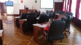 13 мая в Правительстве Еврейской автономной области специалисты ДВНЦМС провели семинар «Предпринимательство  как экономическая основа местного самоуправления»