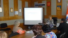 1-2 июня 2016 года в г. Славянка специалисты ДВНЦМС провели семинар «Предпринимательство как экономическая основа местного самоуправления»